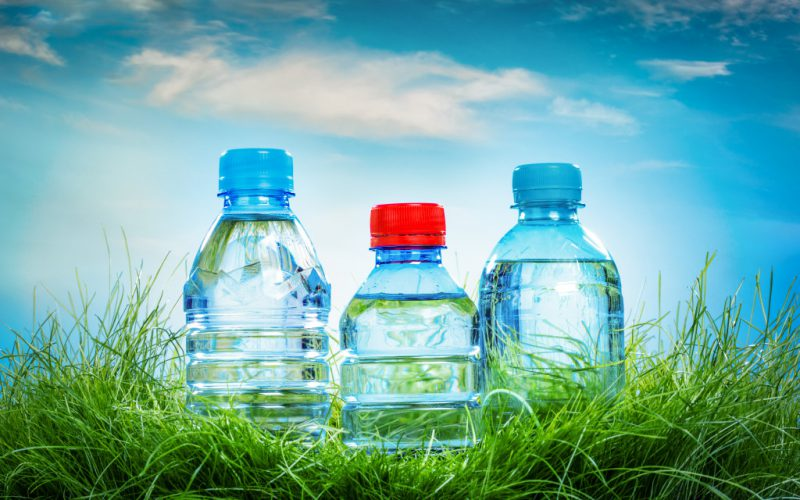 Sustainable packaging creates bottles from plants
