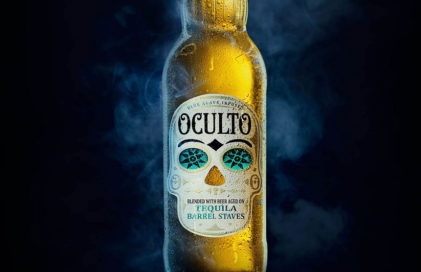 "Unique ""Oculto"" packaging brings innovation to the glass bottle"