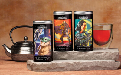 The Rebellion Meets the Republic… of Tea!