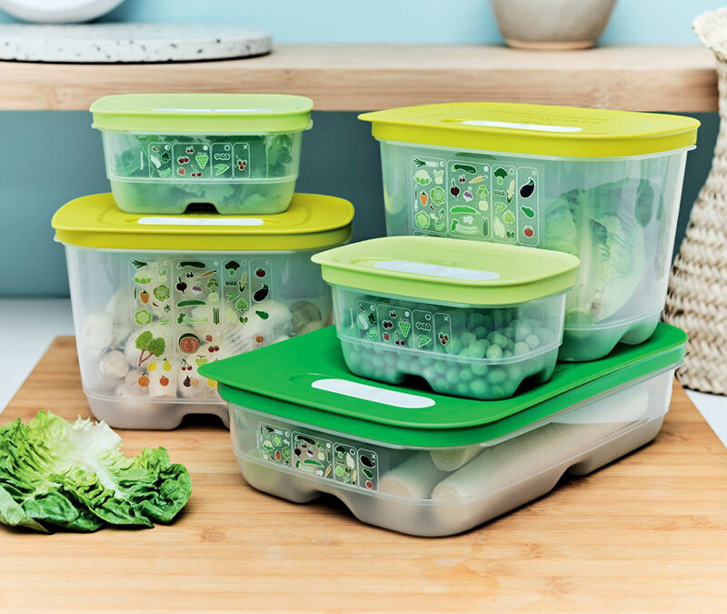 Tupperware Becomes First Reusable Plastic Container Brand on Zero-Waste Platform